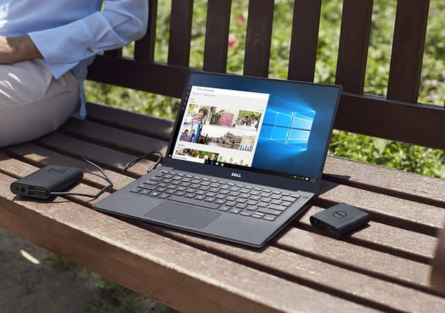 XPS13, Dell, Windows 10, Microsoft